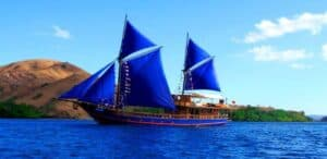 Moana Liveaboard Indonesia - Moan Cruising - Komodo Liveaboard