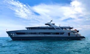 All Star Velocean Liveaboard, the ultra-luxury liveaboard in Indonesia