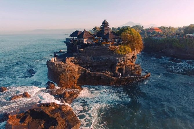 Tanah Lot Temple tour in Bali, Indonesia