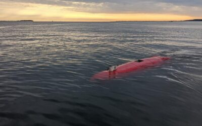 Dive Technologies Successfully Trials Ld-auv Powered By Kraken's Pressure Tolerant Batteries
