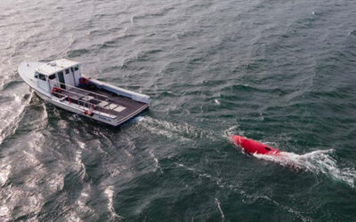 Complete Sonardyne Suite For Dive Technologies' Large Displacement Auv
