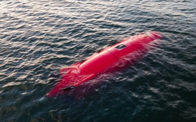 Large-format 3D printing enables toolless, rapid production for AUVs