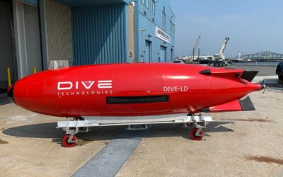 Ocean engineers continue to optimize design and performance of autonomous underwater vehicle