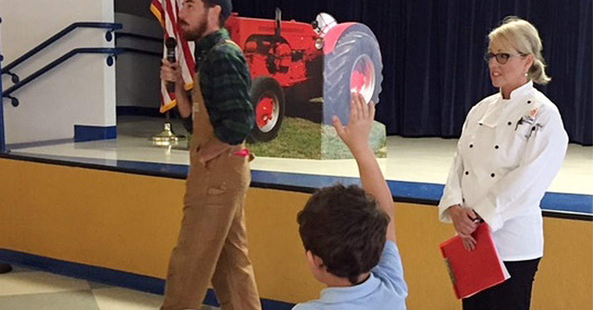 From Farm to School in Martin County