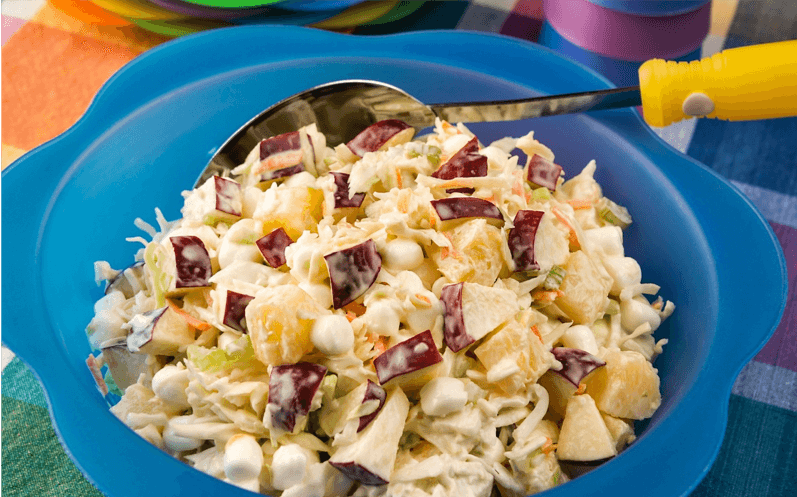 Waldorf Summer Salad