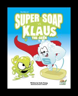 The Story of Super Soap vs. Klaus the Germ