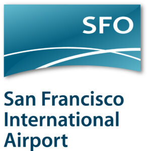 Logo for San Francisco International Airport