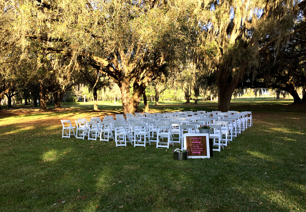 Southport Park Wedding Destinations in Orlando Florida and Events