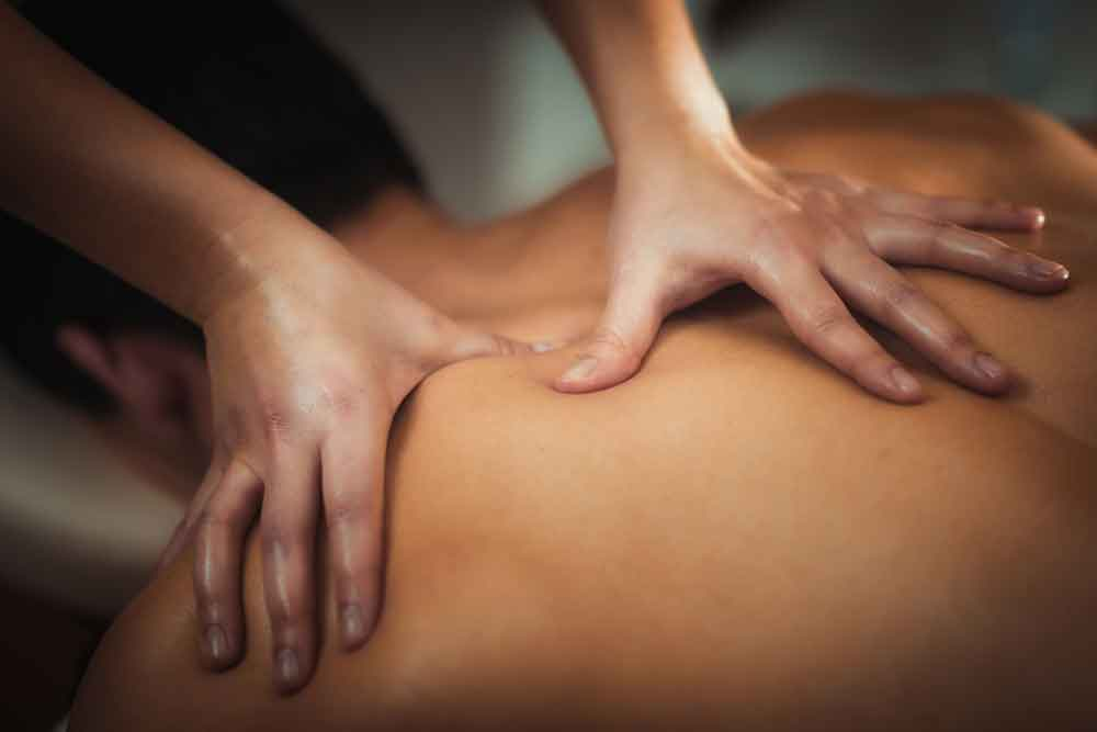 Couples massage workshop HIO
