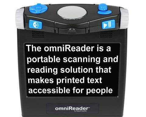 omniReader® (Freedom Scientific)