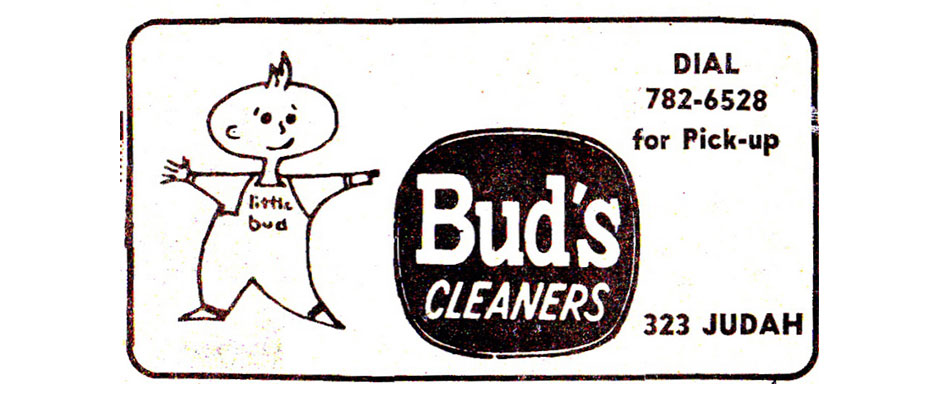 Bud's Card