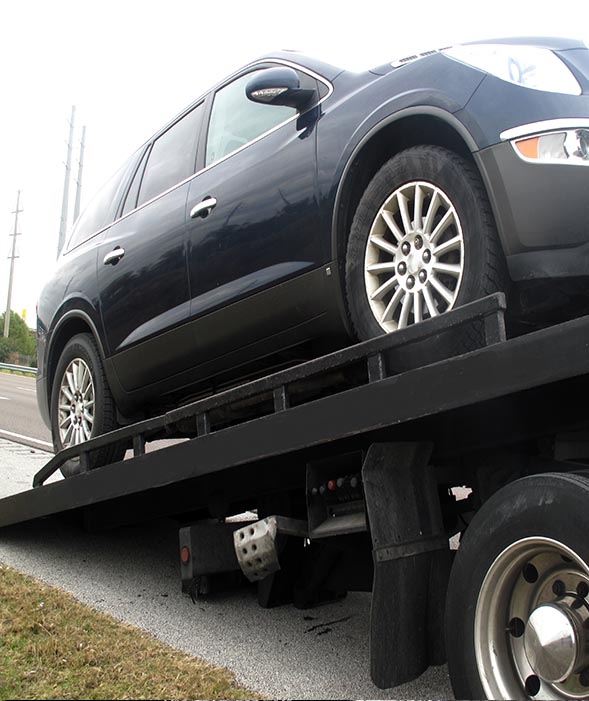Flatbed Towing Services Calgary