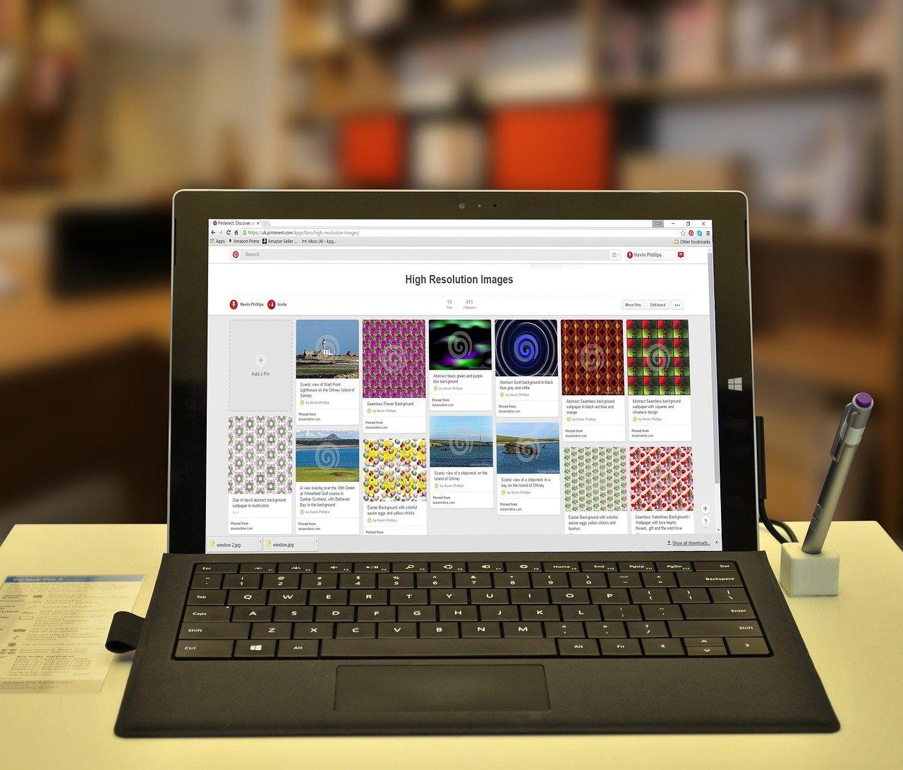 laptop, computer, desktop