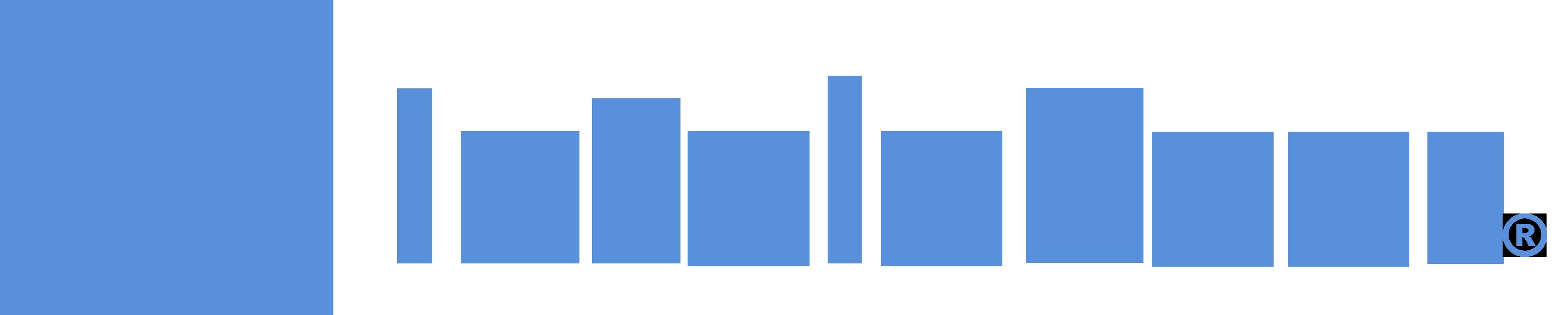 IntelePeer Blue Logo