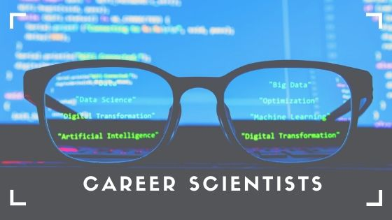 Career scientists use data to help professionals and students to create a career action plan.