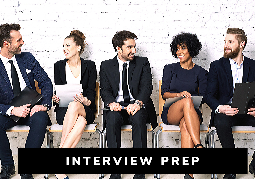 Interview Prep Link Button