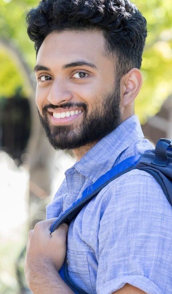 Male College Student