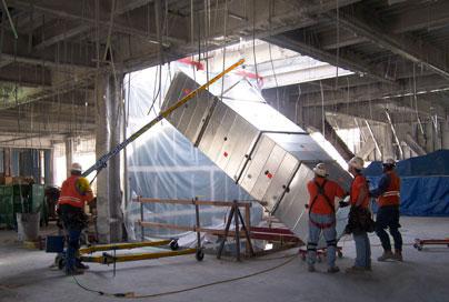 Lifting HVAC