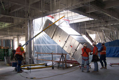 HVAC tools for sale, the EzRig Crane