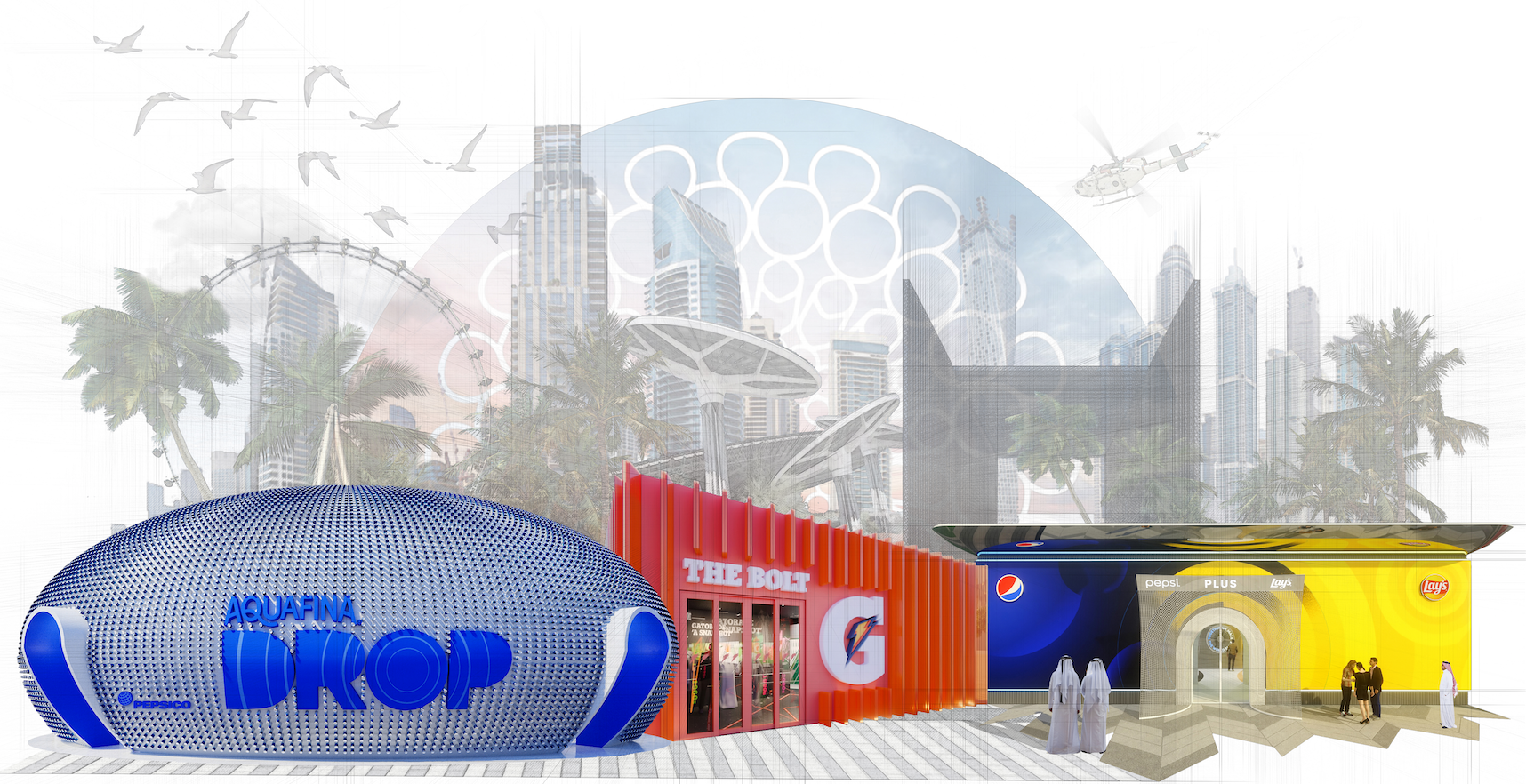 INVNT GROUP® And PepsiCo Innovate Through Partnership At Global Fair