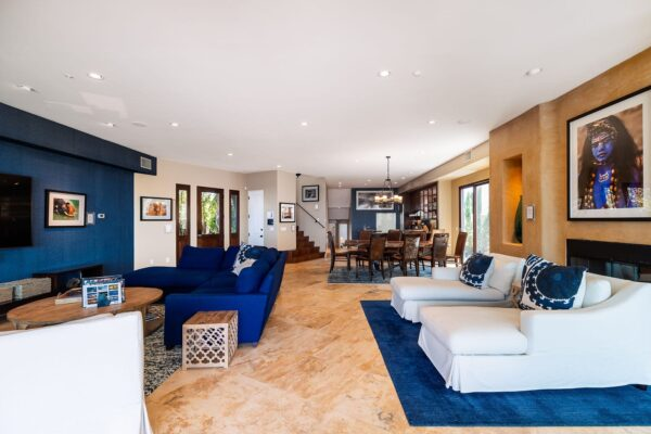 150 Neptune Living Area