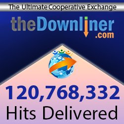 Get Thousands of Visitors to your Website with theDownliner