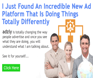 Free Advertising with Adzly