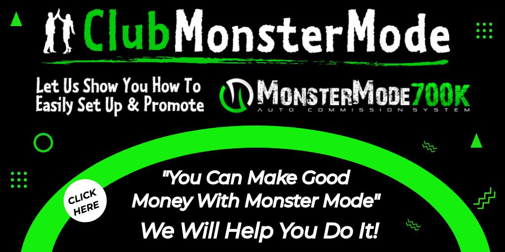 Club Monster Mode
