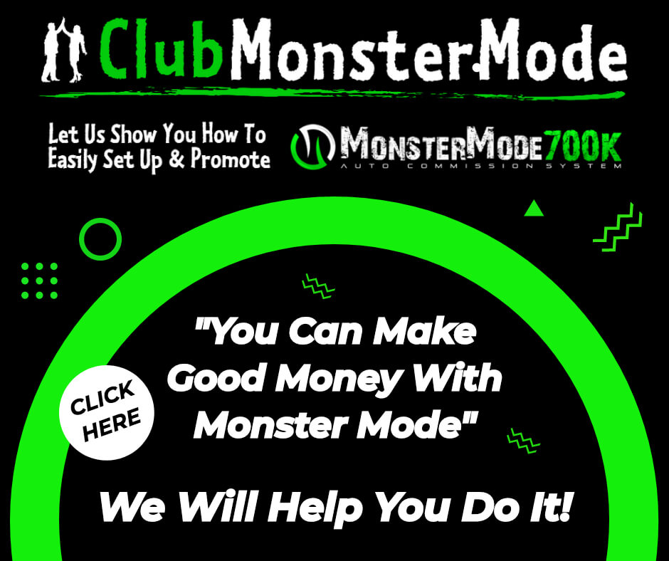 How to Make Money Online with Club Monster Mode