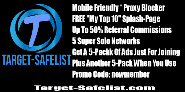 Free Solo Ads Banner Ads and Text Ads