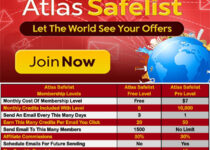 Atlas Safelist Sends Your Email Ads To Thousands