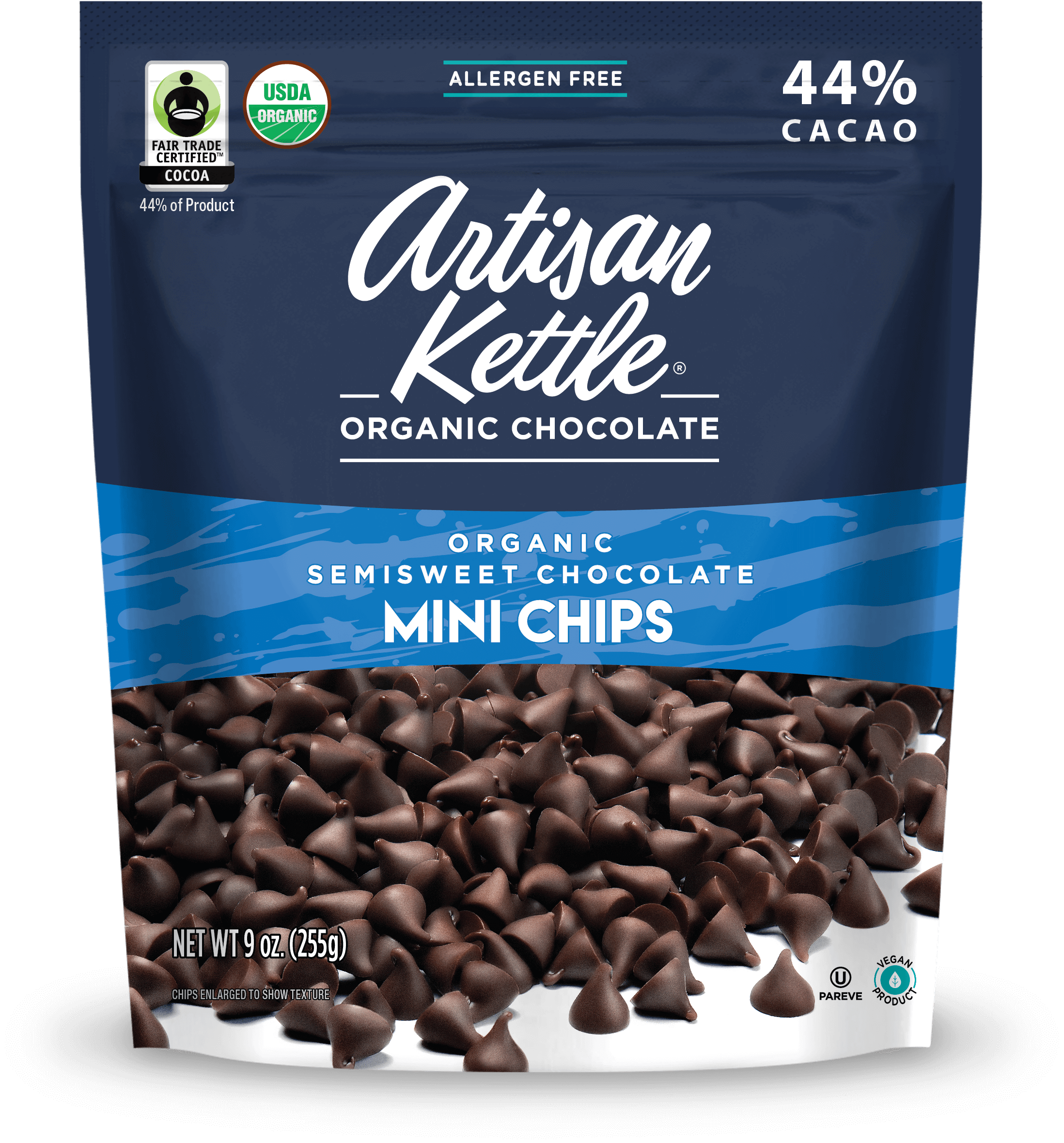 Organic Semisweet Chocolate Mini Chips