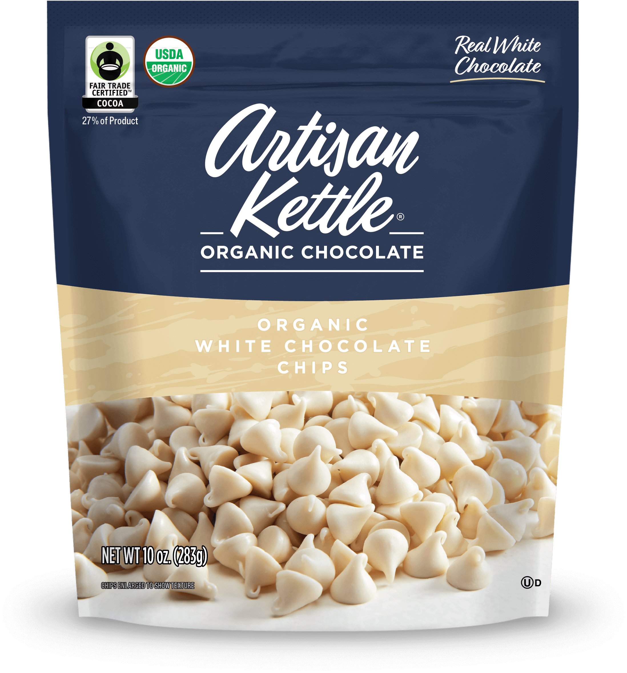 Organic White Chocolate Chips