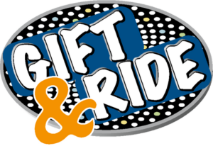 Gift and Ride logo