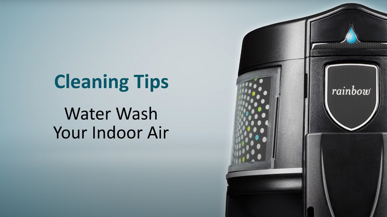 Rainbow Cleaning Tips