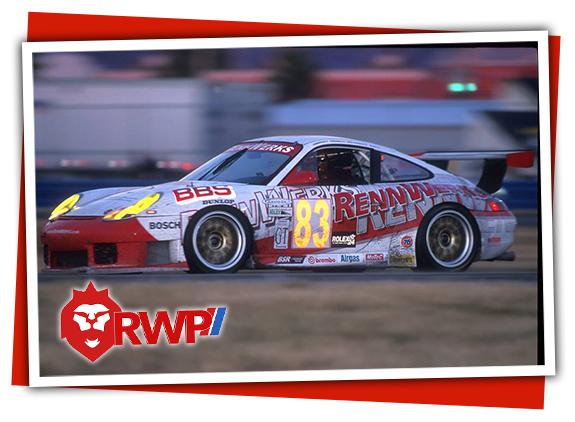 RennWerks Porsche Cup Car at 24 hours of Daytona