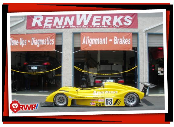 RennWerks Stohr DSR Sports Car
