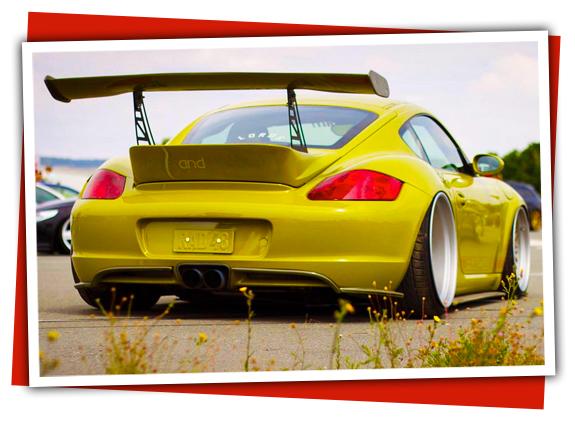 Porsche Cayman rough running idle diagnose