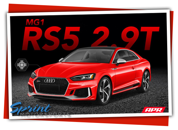 APR Engine Software for Audi RS5 B9