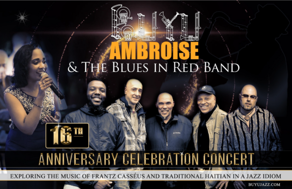 Ambroise & the Blues in red Band