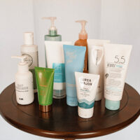 best gentle cleansers review - a cup of owl