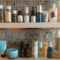 dry skincare routine - a cup of owl