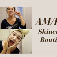 Lagom skincare routine - a cup of owl
