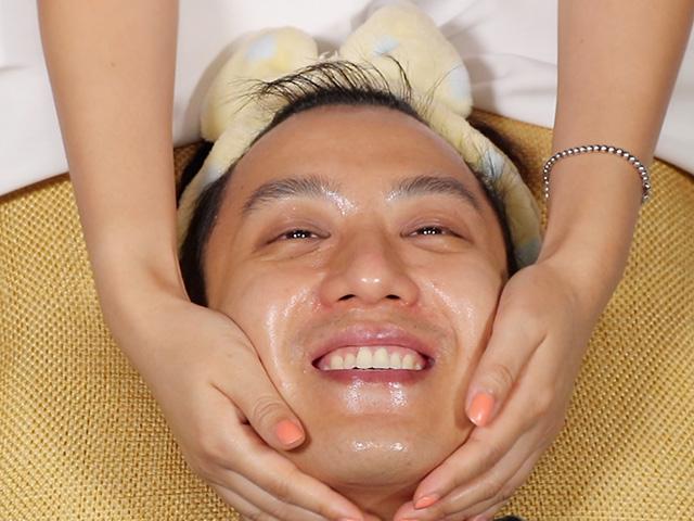a cup of owl - acne prone skin facial