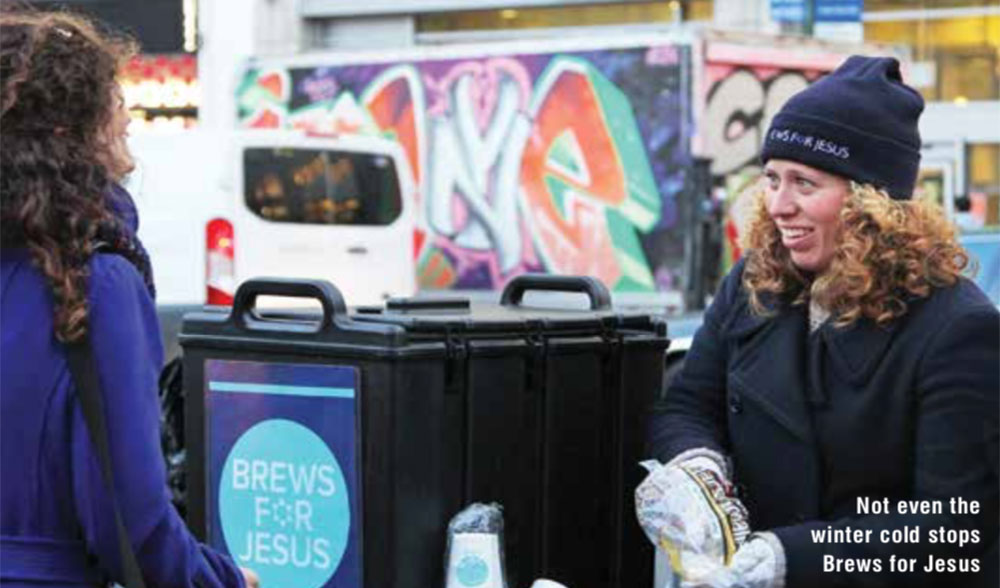 Serving Up the Gospel, One Beverage at a Time