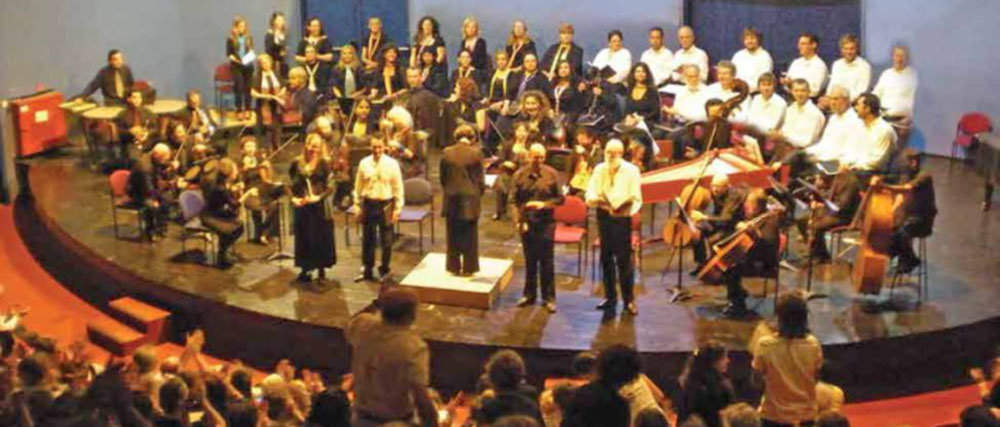 Israel Embraces (Handel's) Messiah