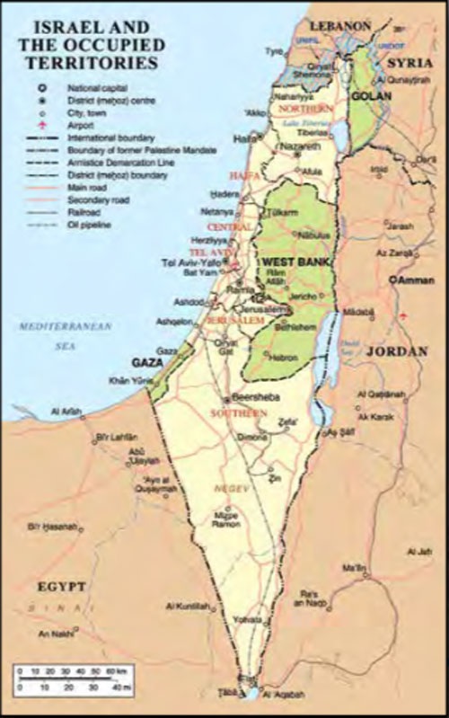 Time to Support Israel's Status Quo – Volume 1