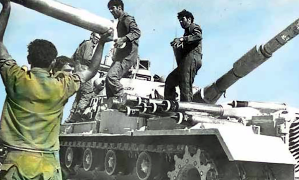 The Yom Kippur War Miracle