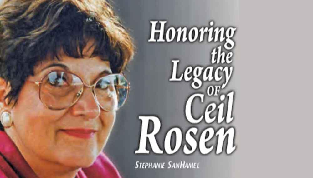 Honoring the Legacy of Ceil Rosen