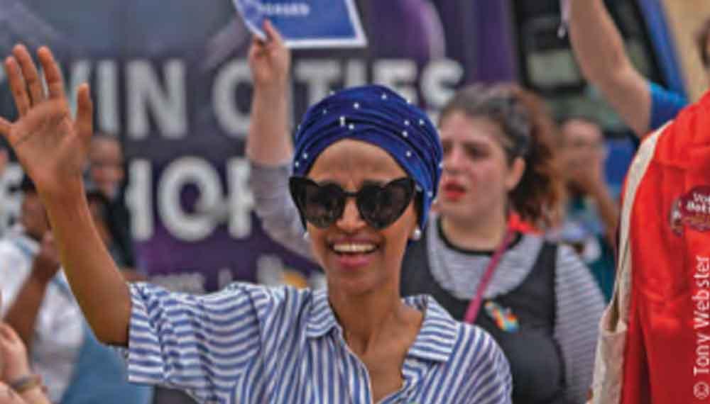 Rep. Ilhan Omar's Win for Anti-Semitism